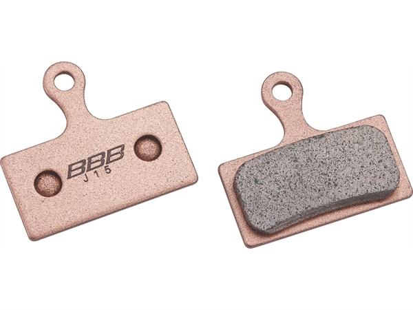 BBB Bremsbeläge DiscStop comp.XTR 2011 BBS-56S sintered koper