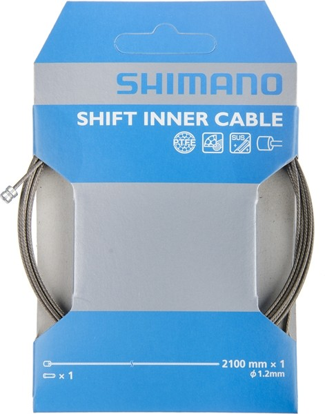 Shimano PTFE coated innercable for Road/MTB