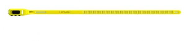 Hiplok Z-Lok Combo Kabelschloss yellow