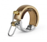Knog Oi Luxe Bell large - brass