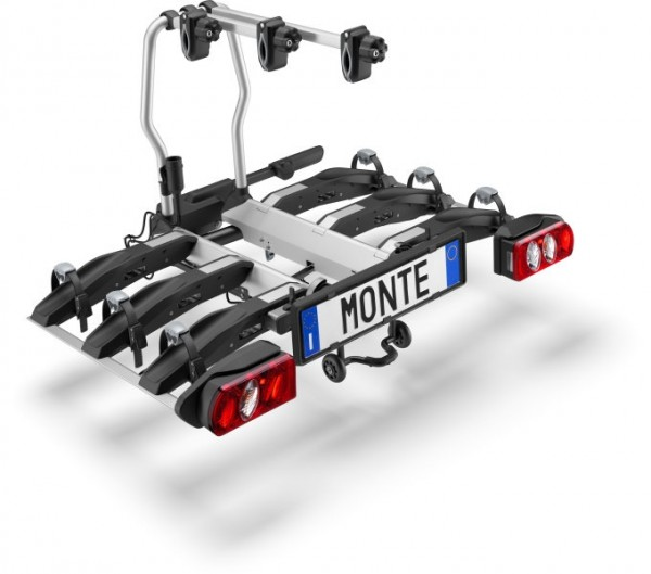 Elite bike carrier Monte 3B - With ramp function