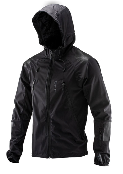 Leatt DBX 4.0 All Mountain Jacket black