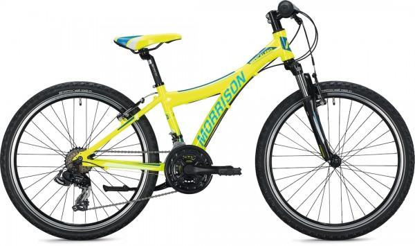 "Morrison MESCALERO X24 31cm 24"" neon yellow-dark blue"