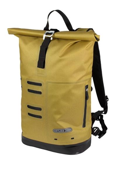 Ortlieb Commuter-Daypack City Rucksack mustard