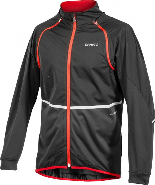 Craft Bike Adapt Storm Jacke black