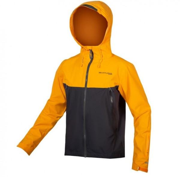 Endura MT500 Waterproof Jacket mango
