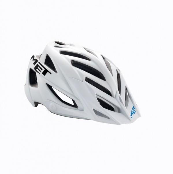 Met Terra MTB Helmet Matt White/Black