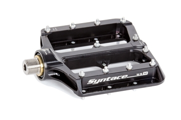 Syntace NumberNine² Titan black CNC finish #Varinfo