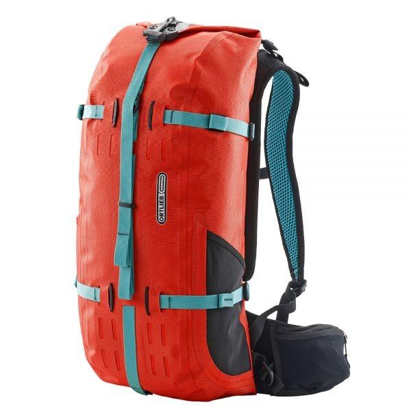 Ortlieb Atrack waterproof backpack 25L signal red