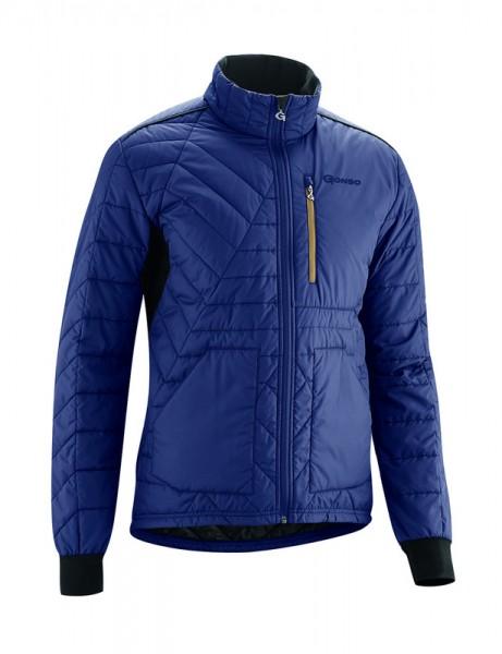 Gonso Mula Men Commuter Jacket Primaloft medieval blue