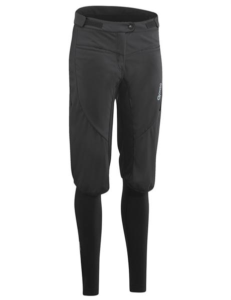 Gonso Bruna Damen 3-in-1 Softshell Hose black