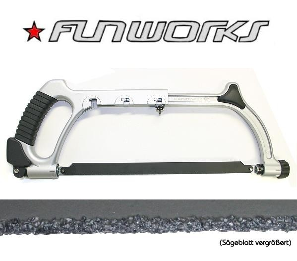 Fun Works Carbon Hacksaw