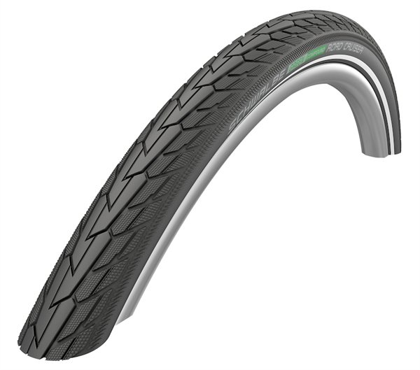 "Schwalbe Road Cruiser 28 x 1.75"" Reflex - Green Compound (11101307)"