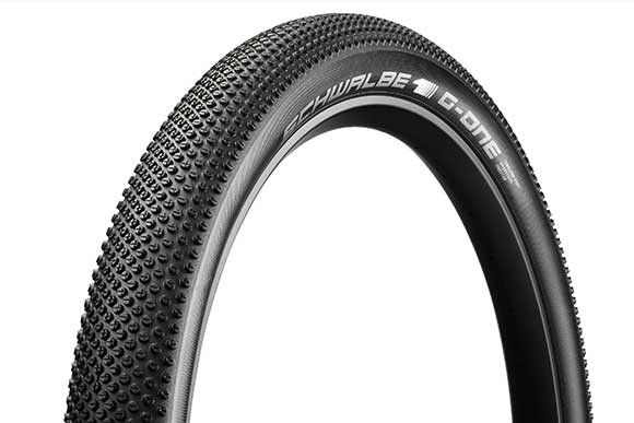 "Schwalbe G-One Evo Tyre 27.5 x 2.80"" Liteskin black"