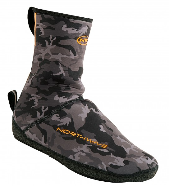 Northwave New Husky MTB Shoecover camo