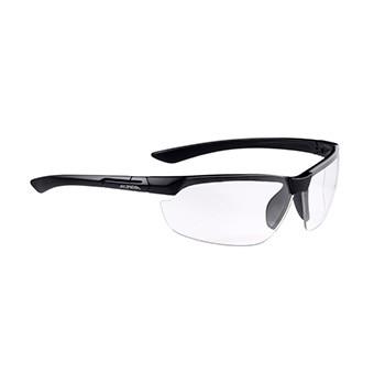 Alpina glasses Draff black matte