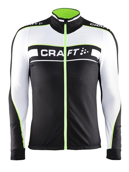 Craft Grand Tour LS Jersey black/gecko %