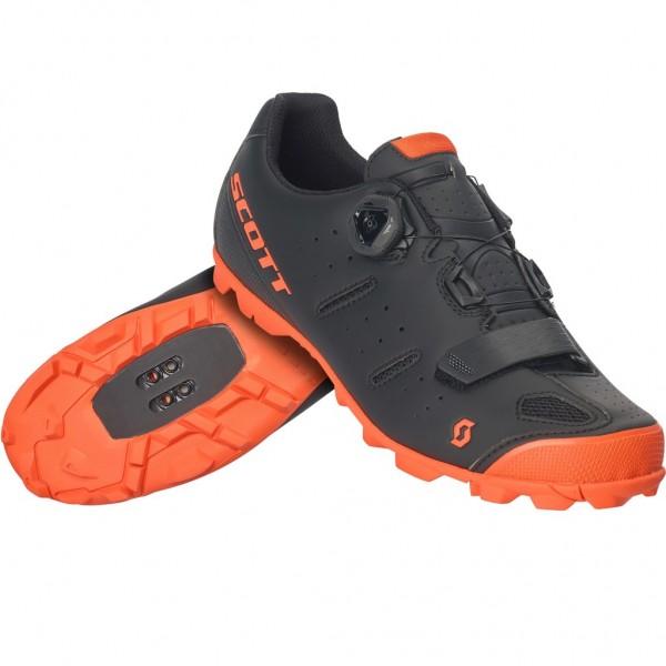 SCOTT MTB Elite Boa matt black neon orange