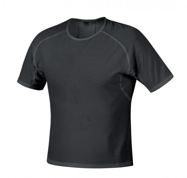Gore Bike Wear Baselayer Shirt schwarz