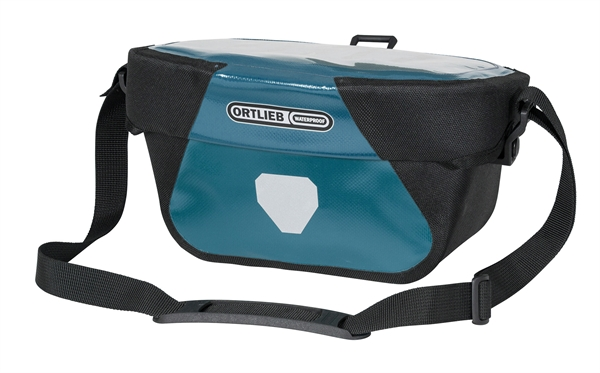 Ortlieb Ultimate Six Classic petrol-black 5L
