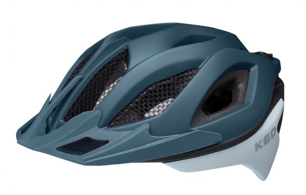 KED Spiri II MTB Helmet deep blue matte