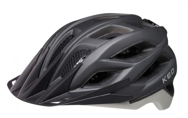 KED Companion MTB Helm process black matt