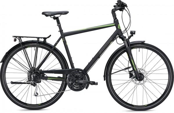 """Morrison Trekkingbike T 4.0 Herren 28"""" matt schwarz 64 cm"""