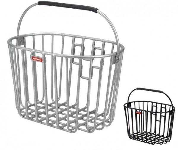Rixen & Kaul KLICKfix Alumino Basket diff. colors
