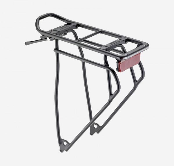 "Racktime luggage carrier I-Valo Tour 26"" + 28"" black Dynamo-Version"