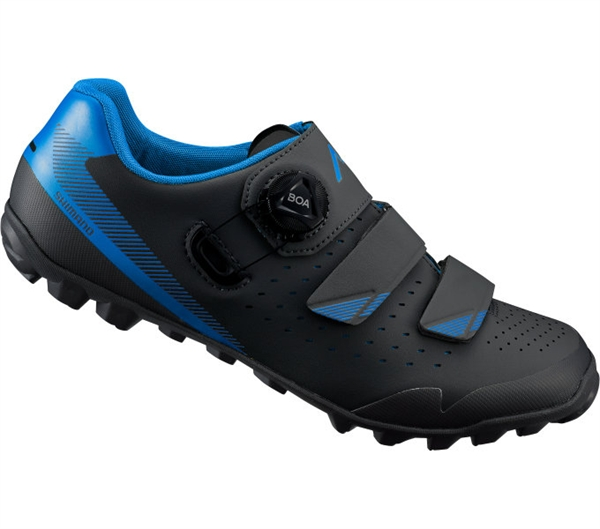 Shimano SH-ME4 MTB Schuh schwarz/blau