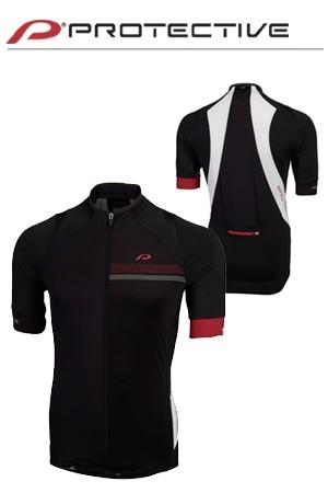 Protective Race Shirt black
