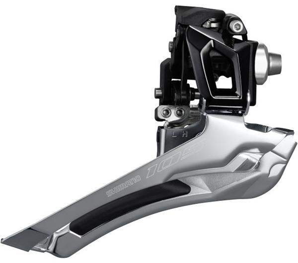 Shimano 105 Umwerfer FD-R7000 2x11 31,8mm Schwarz