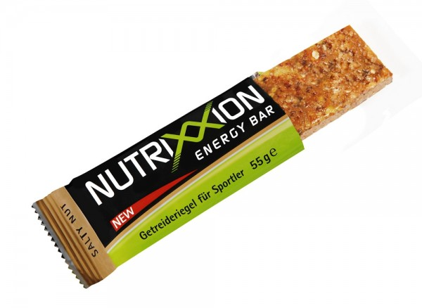 Nutrixxion Energy Bar Salty Nut
