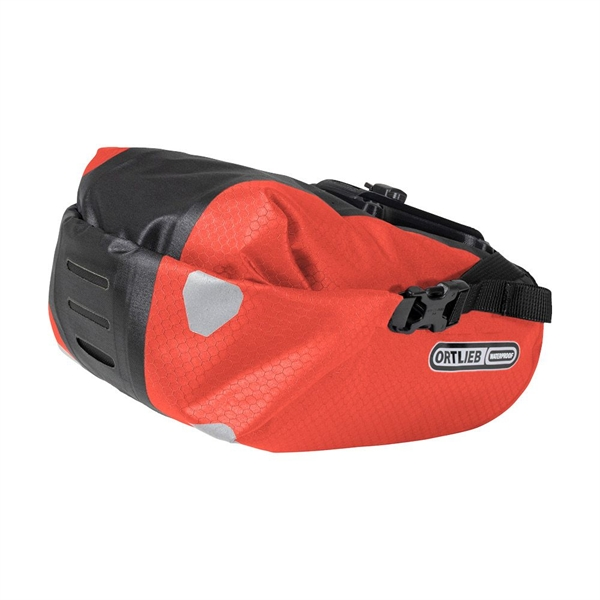 Ortlieb Saddle-Bag Two 4,1L signal red/black