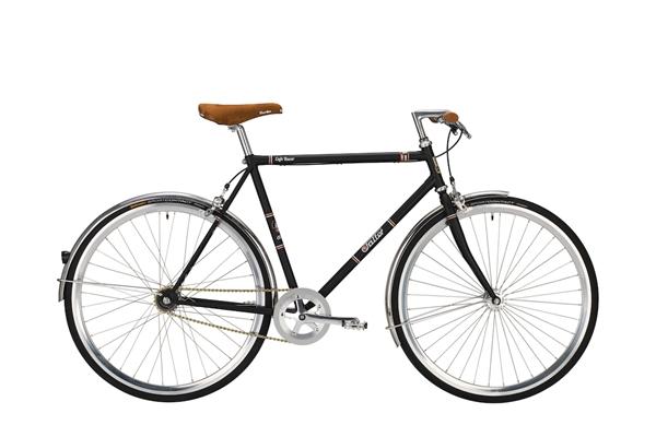 Falter Classic Bike Cafe Racer - schwarz