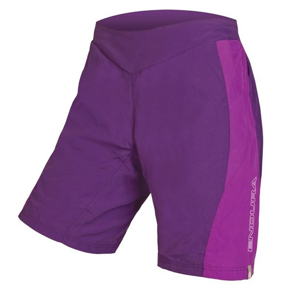 Endura WMS Pulse Short Women purple