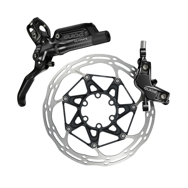 SRAM Guide Ultimate Disc Brake - black