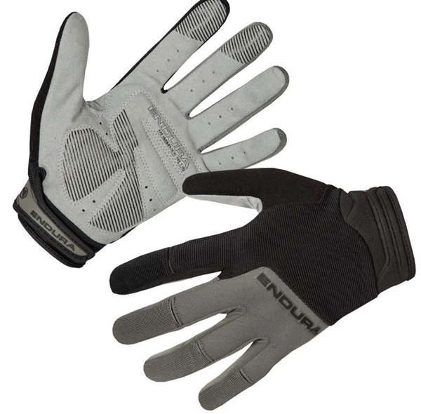 Endura Hummvee Plus Handschuh II schwarz