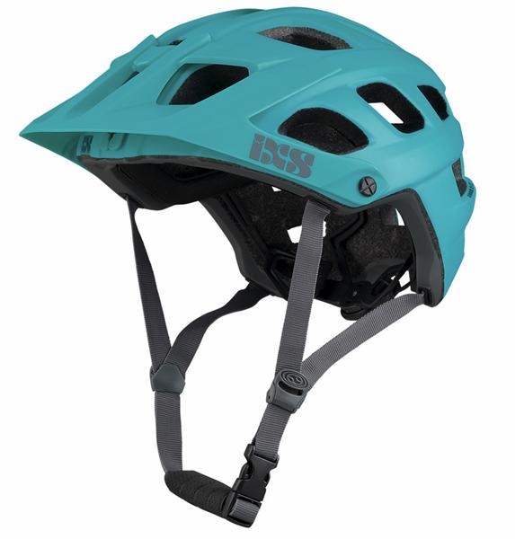 IXS Trail Evo helmet lagoon