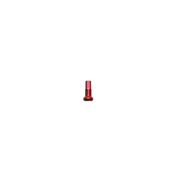 Alu-Nippel red