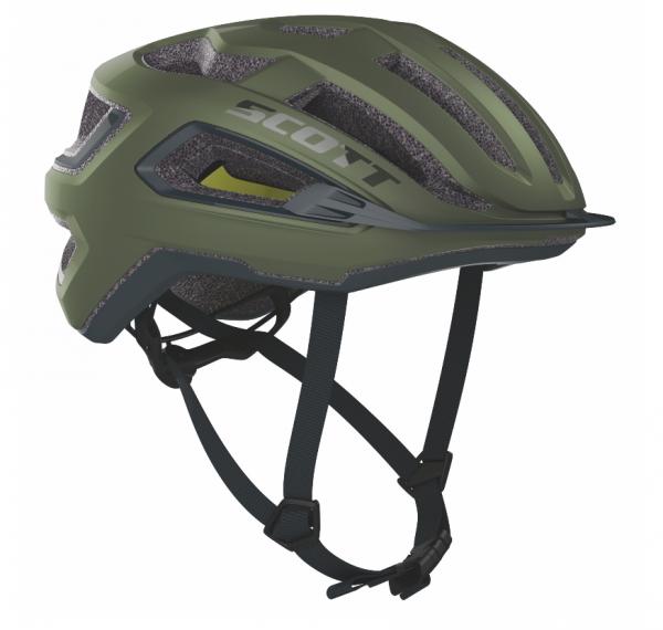Scott Helmet Arx Plus green moss/nightfall blue