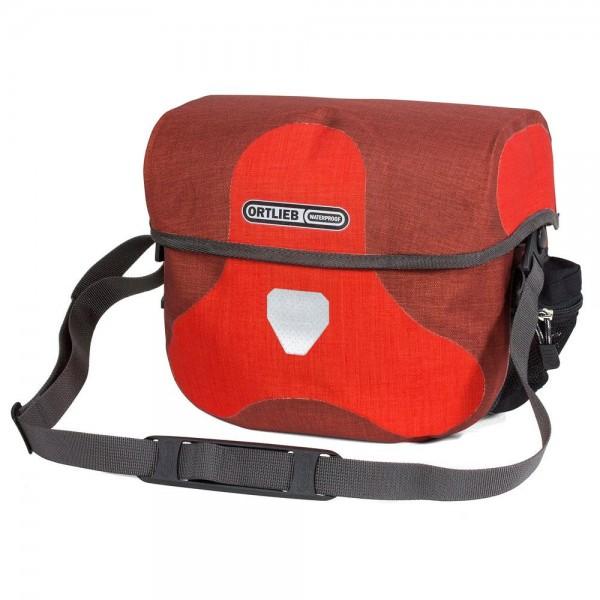 Ortlieb Ultimate Six Plus signal red/dark chili 7L