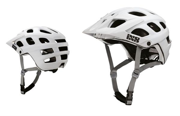 IXS Trail RS Evo Helm weiß