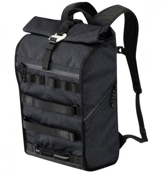 Shimano Backpack Tokyo II 17 liters black