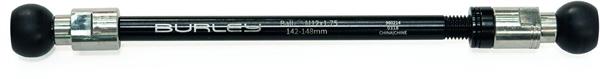 Thru axle Burley Coho Ballz M12 X 1.75, 142-148mm