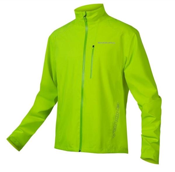 Endura Hummvee Waterproof Jacket neon-gelb