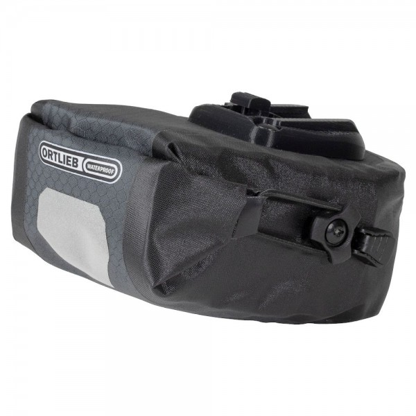 Ortlieb Saddle-Bag Micro Two 0,8L slate/black