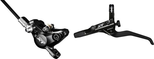 Shimano Deore XT Scheibenbremse BR-T8000 VR schwarz