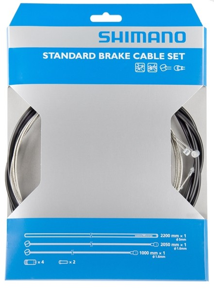 Shimano Universal - brake cable set
