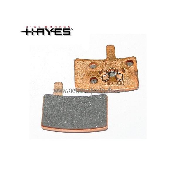 Hayes Bremsbeläge Semi Metallic für Stroker Trail
